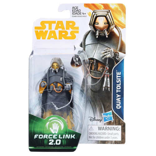 Solo A Star Wars Story Force Link 2.0 Quay Tolsite Action Figure