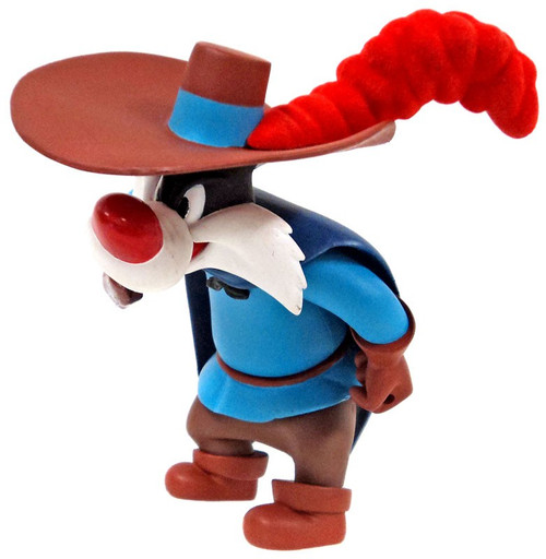 Looney Tunes The Scarlet Pumpernickel Golden Collection Series 1 Sylvester Action Figure [Loose]