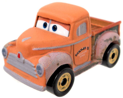 Disney Cars Die Cast Mini Racers Smokey Car [Loose]