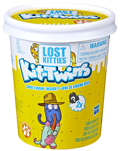 Lost Kitties Kit-Twins Mystery 2-Pack