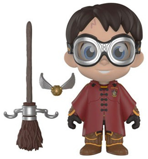 Funko 5 Star Harry Potter Exclusive Vinyl Figure [Quidditch, Damaged Package]