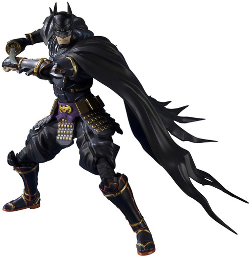 DC Batman Ninja S.H. Figuarts Ninja Batman Action Figure [Damaged Package]