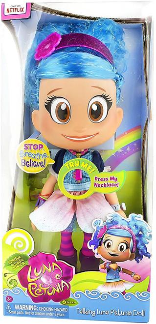 Luna Petunia 14-Inch Talking Doll [Damaged Package]