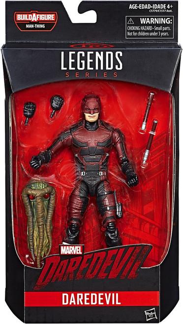 Marvel Knights Marvel Legends Man-Thing Series Daredevil Action Figure [Damaged Package]