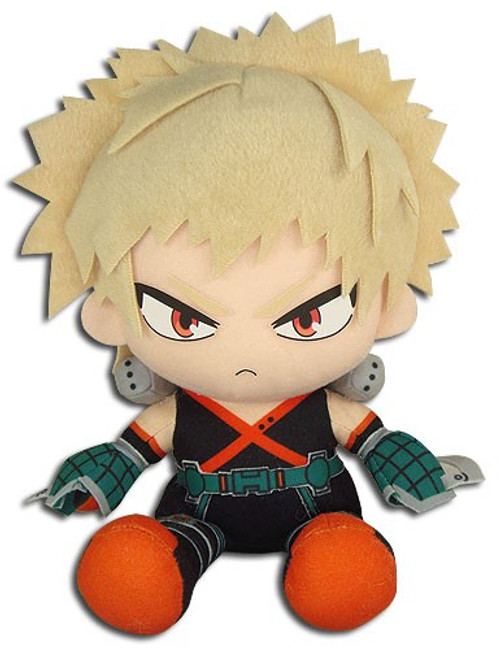 My Hero Academia Bakugo 5-Inch Plush [Angry]