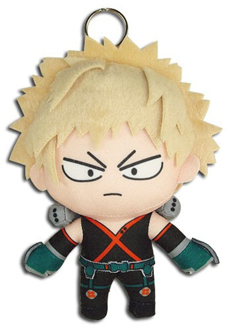 My Hero Academia Bakugo 5-Inch Plush