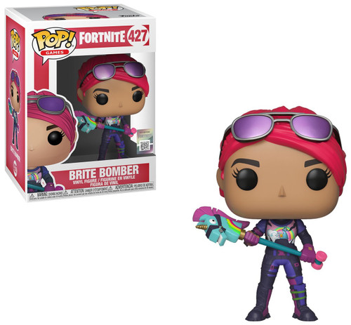 Funko Fortnite POP! Games Brite Bomber Vinyl Figure #427