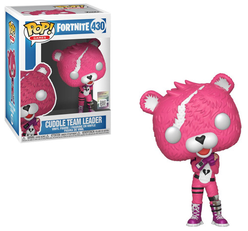 Funko Fortnite POP! Games Cuddle Team Leader Vinyl Figure #430