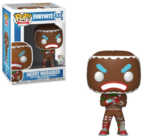 Funko Fortnite POP! Games Merry Marauder Vinyl Figure #433