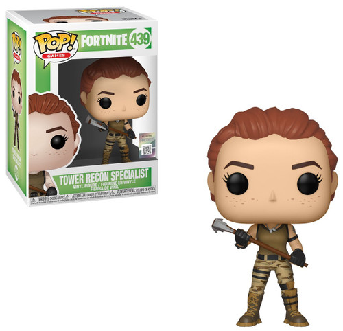 Funko Fortnite POP! Games Tower Recon Specialist Vinyl Figure #439