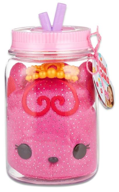 Num Noms Surprise in a Jar Jar-Queen Razz Bear Plush