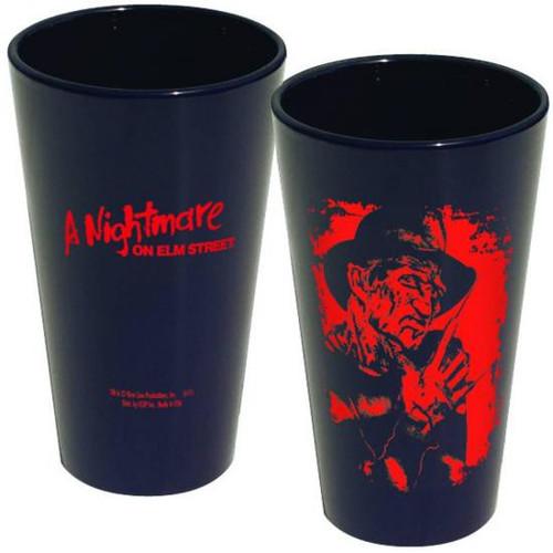Nightmare on Elm Street Freddy Silhouette Pint Glass