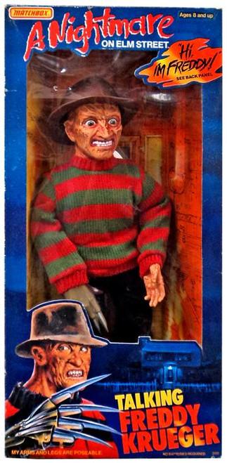 Matchbox Nightmare on Elm Street Freddy Krueger 18-Inch Figure [Talking]