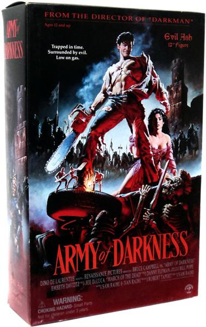 Evil Dead Army of Darkness Evil Ash Collectible Figure