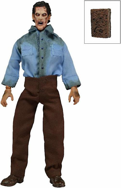 NECA Evil Dead 2 Retro Ash Action Figure [Deadite]