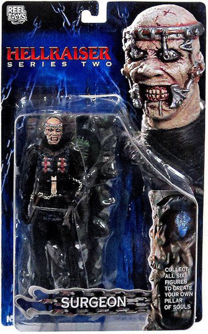 NECA Hellraiser Series 2 Surgeon Action Figure