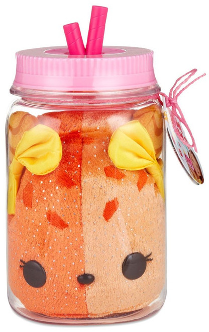 Num Noms Surprise in a Jar Orange Freezie Plush