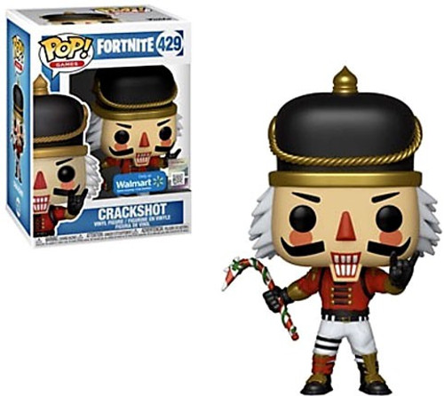 Funko Fortnite POP! Games Crackshot Exclusive Vinyl Figure #429