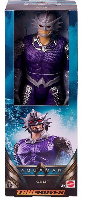 DC Aquaman True Moves Orm Action Figure