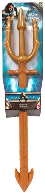 DC Aquaman Movie Basic Trident Roleplay Toy