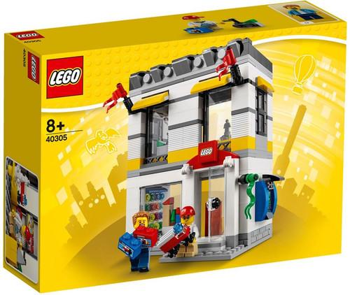 Microscale LEGO Brand Store Set #40305