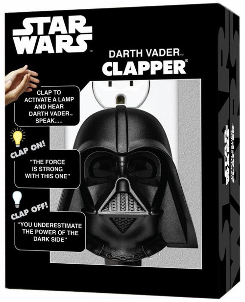 NECA Star Wars Darth Vader 4-Inch Clapper
