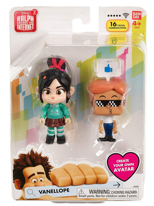 Disney Wreck-It Ralph 2: Ralph Breaks the Internet Vanellope Action Figure
