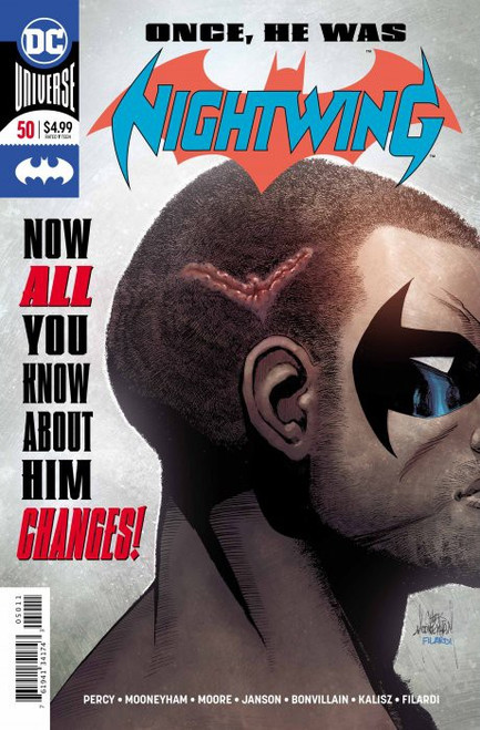 DC Nightwing #50 Comic Book