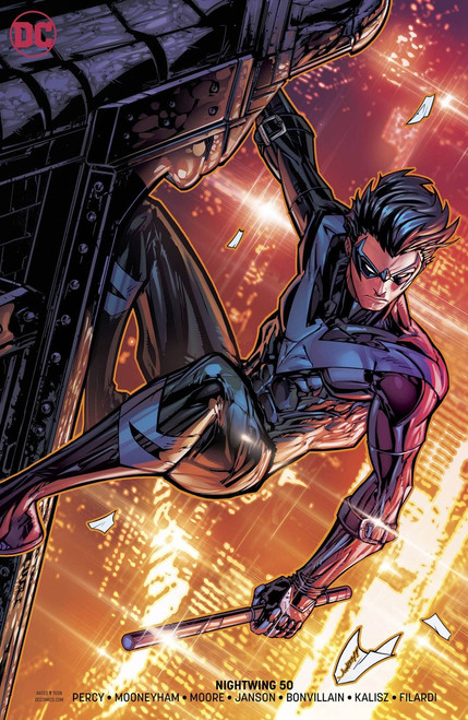 DC Nightwing #50 Comic Book [Meyers Variant Cover]