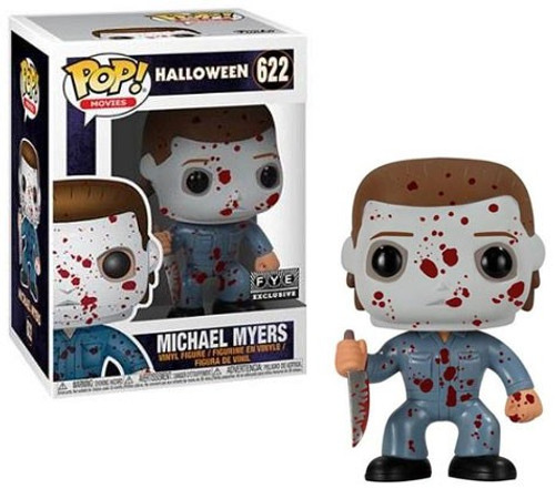 Funko Halloween POP! Movies Michael Myers Exclusive Vinyl Figure #622 [Bloody]