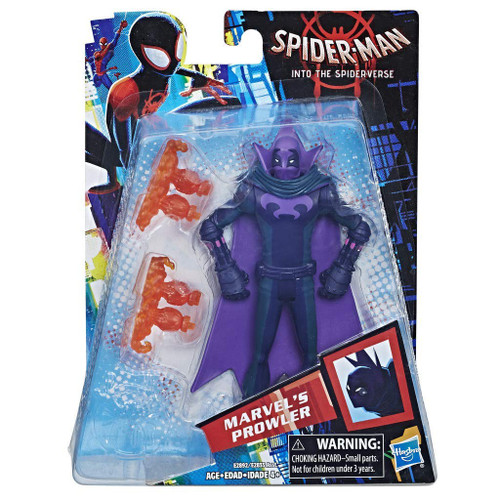 Spider-Man Into the Spider-Verse Marvel's Prowler Action Figure