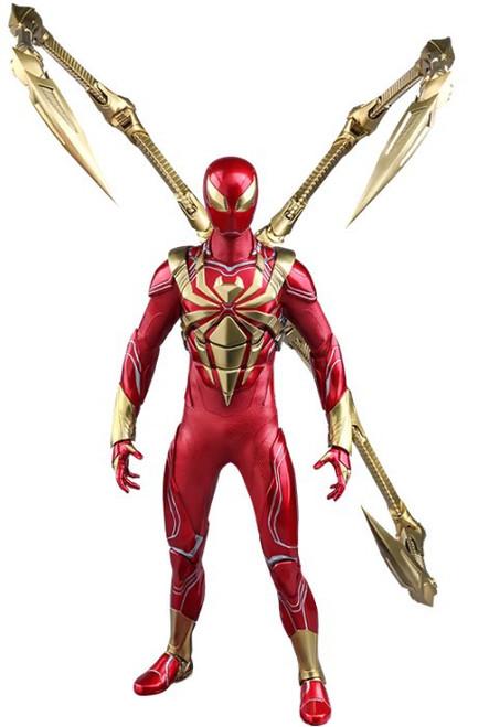 Marvel Re:Edit Iron Spider Action Figure
