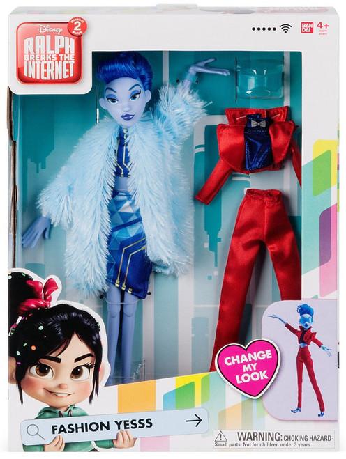 Disney Wreck-It Ralph 2: Ralph Breaks the Internet Yesss 11-Inch Fashion Doll