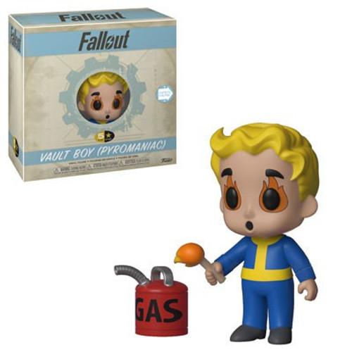 Fallout Funko 5 Star Vault Boy Vinyl Figure [Pyromaniac]