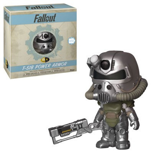 Fallout Funko 5 Star T-51 Power Armor Vinyl Figure