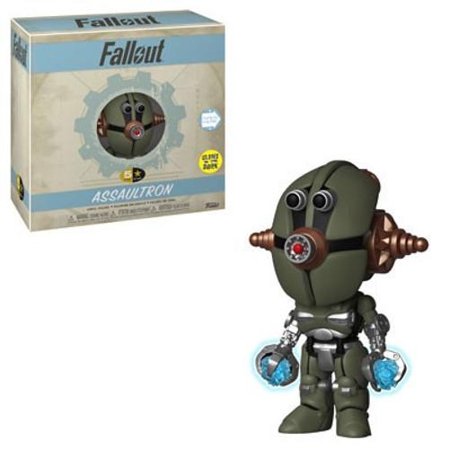 Fallout Funko 5 Star Assaultron Vinyl Figure