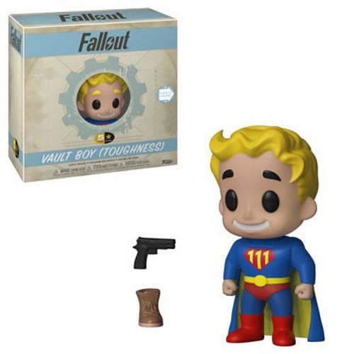 Fallout Funko 5 Star Vault Boy Vinyl Figure [Toughness]
