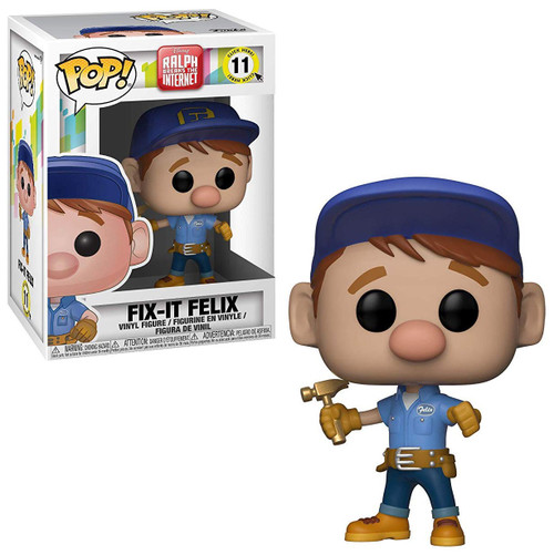 Funko Wreck-It Ralph 2: Ralph Breaks the Internet POP! Disney Fix It Felix Vinyl Figure #11