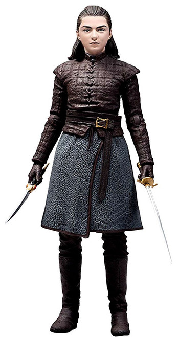 McFarlane Toys Game of Thrones Arya Stark Action Figure
