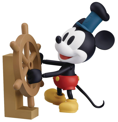 Disney Steamboat Willie Action Figure [Color Version]
