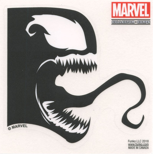 Funko Marvel Venom Exclusive Decal [Venom Box]