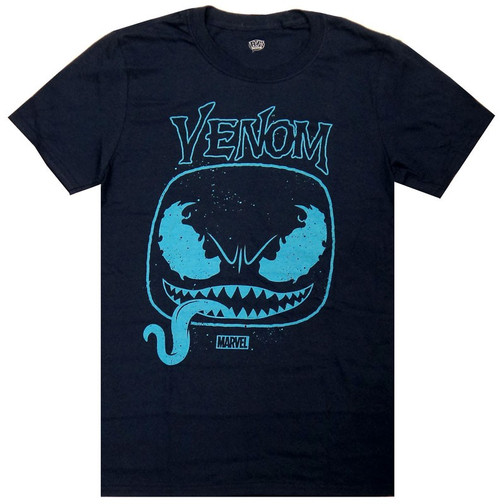 Funko Marvel Collector Corps Venom Exclusive T-Shirt [X-Large, Venom Box]