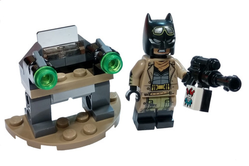 LEGO DC Universe Super Heroes Knightmare Batman [with Turret Loose]