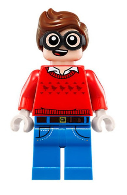 DC LEGO Batman Movie Dick Grayson Minifigure [Loose]