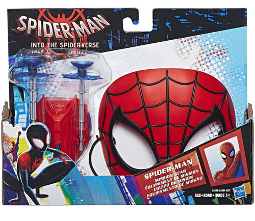 Marvel Spider-Man Into the Spider-Verse Stamford Mission Gear