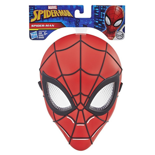 Marvel Spider-Man Into the Spider-Verse Spider-Man Hero Mask