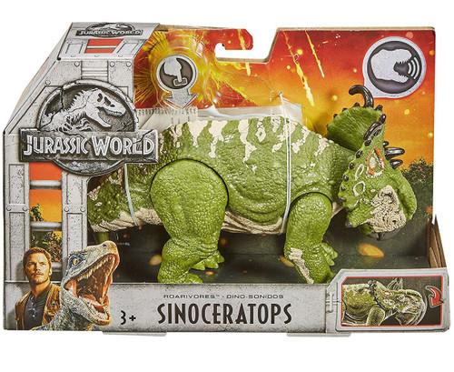 Jurassic World Fallen Kingdom Roarivores Sinoceratops Action Figure