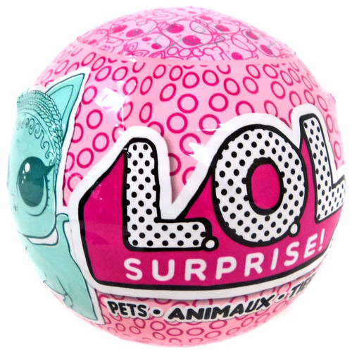 LOL Surprise 2018 LIMITED EDITION Pets Mystery Pack [Eye Spy]
