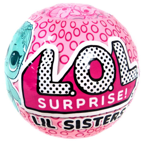 LOL Surprise 2018 LIMITED EDITION Lil' Sister Mystery Pack [Eye Spy]