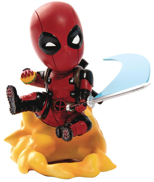 Marvel Mini Egg Attack Deadpool Action Figure [Ambush]